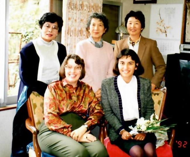 Age 28, working as an English teacher in Kamakura, Japan