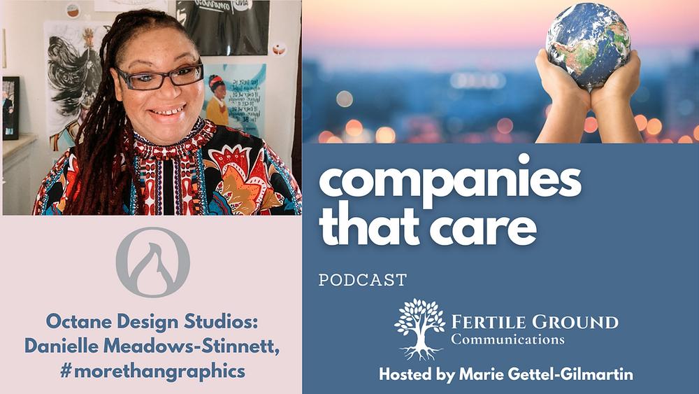 Danielle Meadows-Stinnett, Companies That Care Podcast