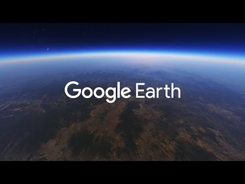 That Google Earth image could get you into hot water!