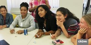 CH2M sponsored STEM education events