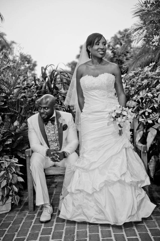 Marrying her husband Spencer