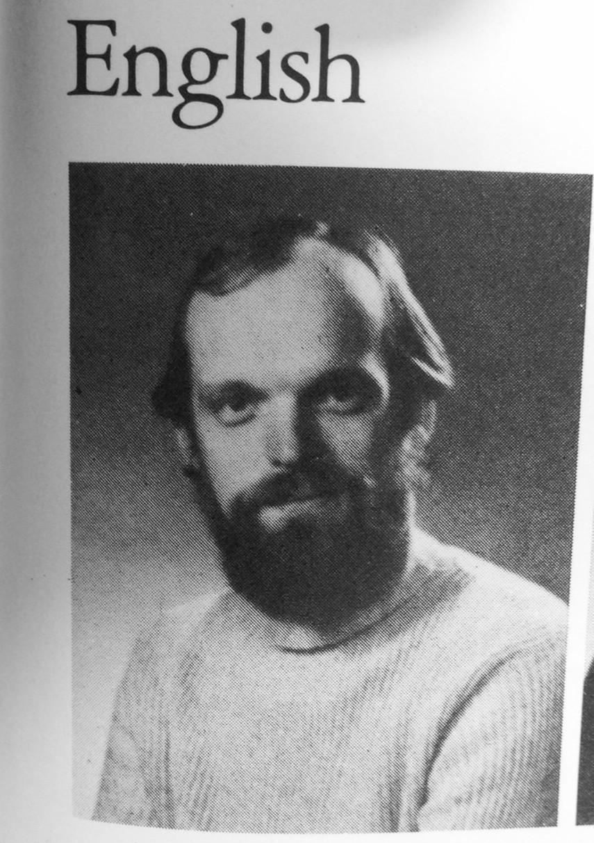 Dr. Chuck Bergman in the 80s