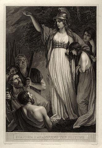 Boudica, Woman Warrior