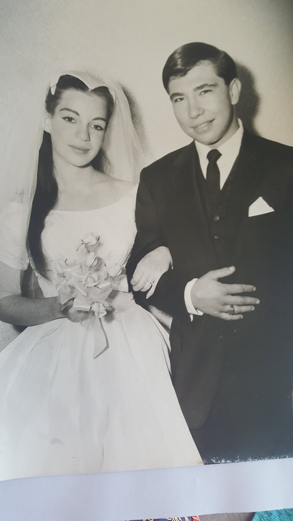 Ruth's parents at 18 and 20