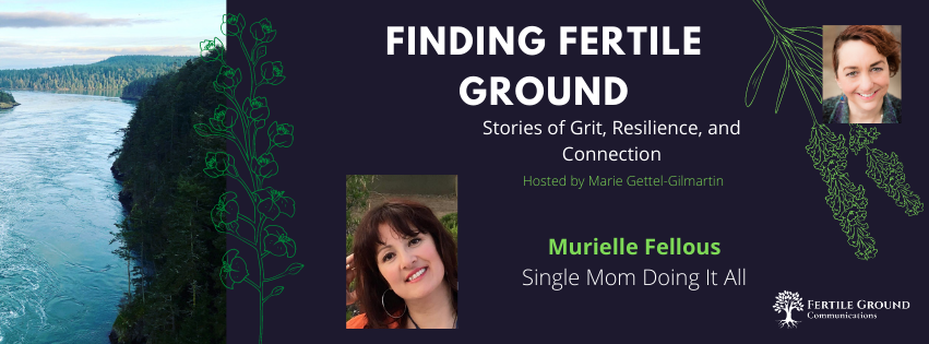 Murielle Fellous: Single mom doing it all