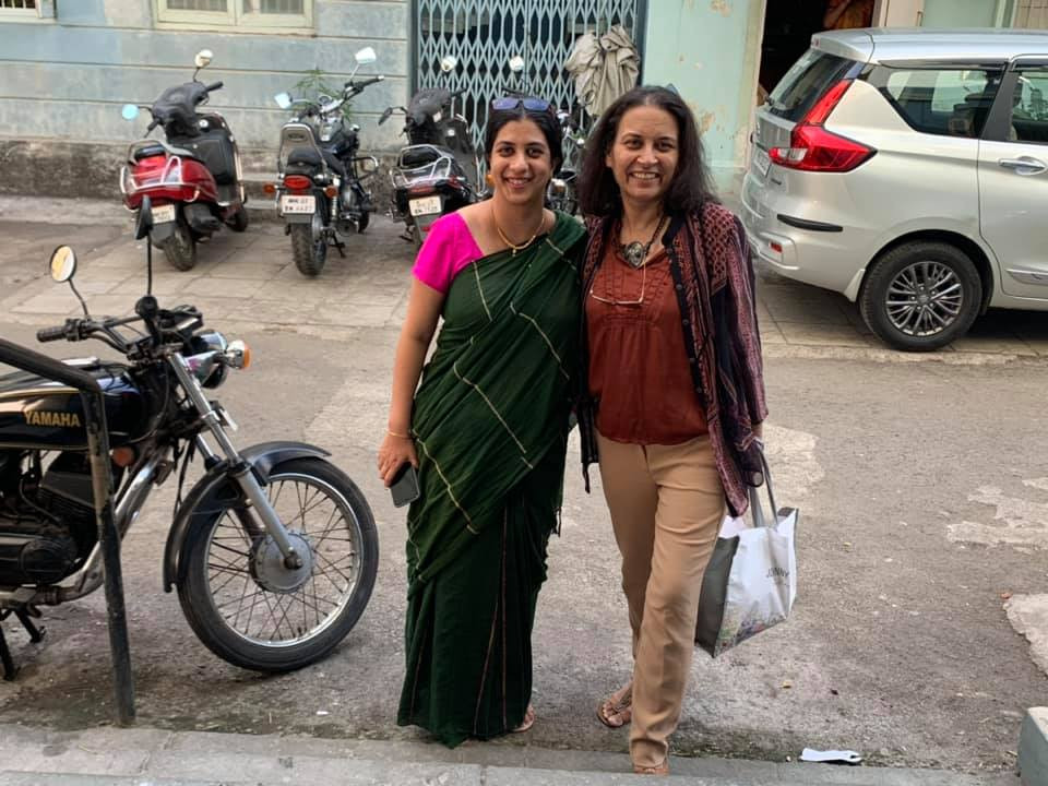 Conducting research in India