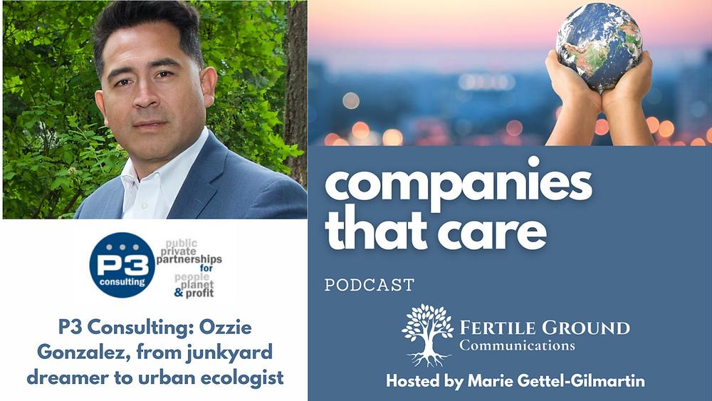 Ozzie Gonzalez, Companies That Care