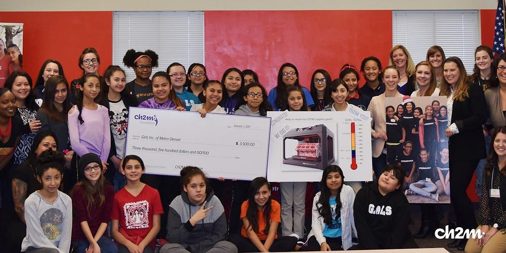 Denver Women's Network and Girls Inc.