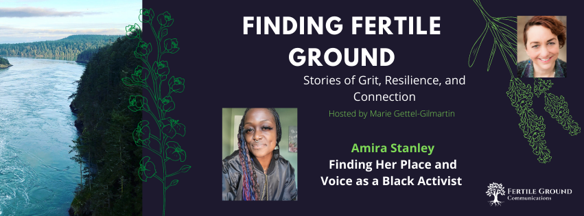 Amira Stanley: Finding Her Place and Voice as a Black Activist