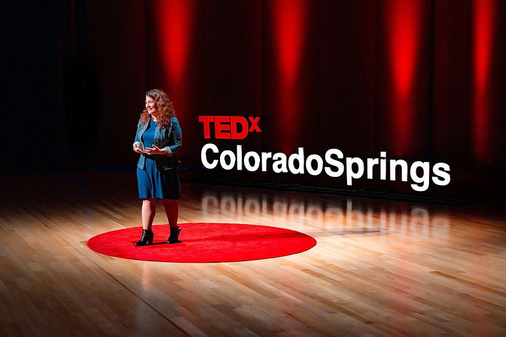 Elena's TEDx talk about conversion therapy