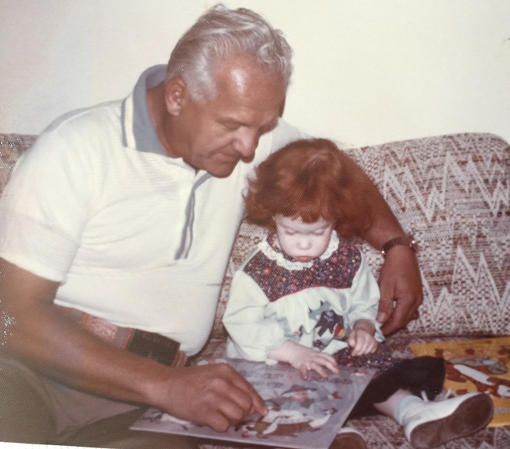 Marianne and her grandfather