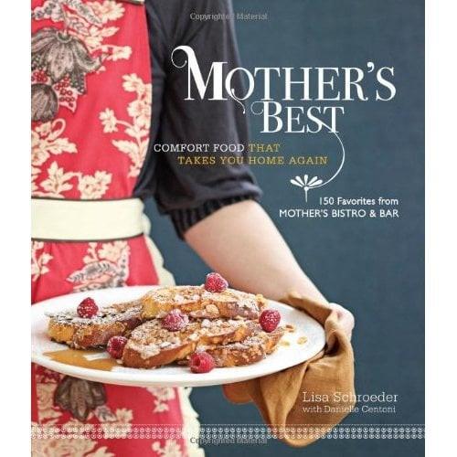 Mother's Best cookbook