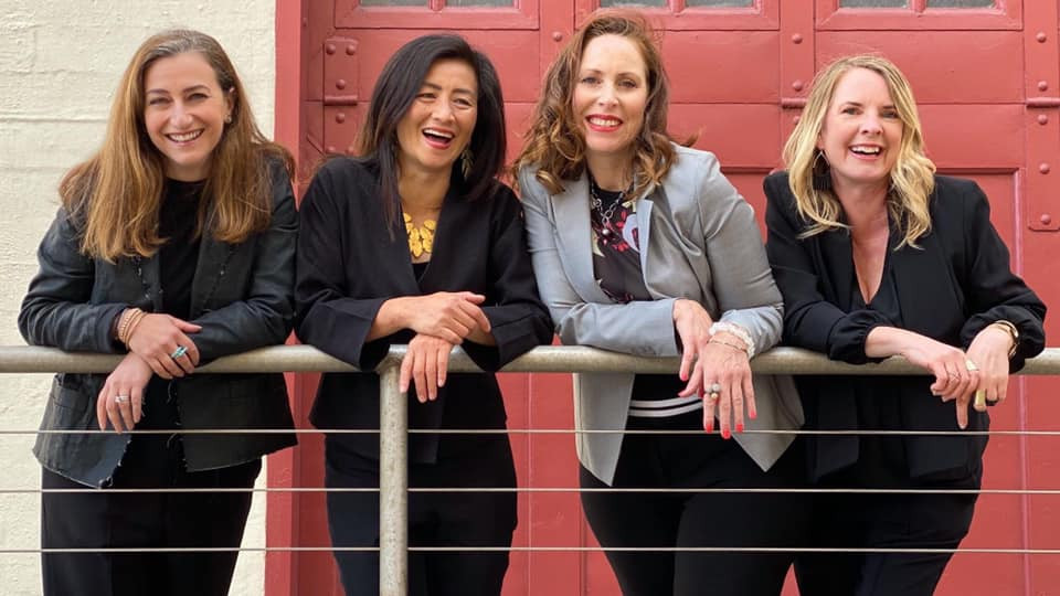 Wendy and her partners at Intune Collective
