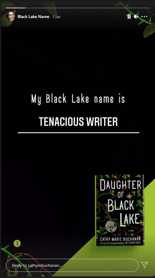 Black Lake name