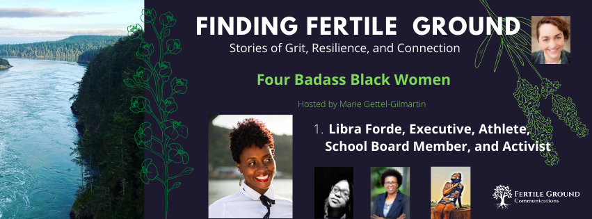 Libra Forde | Finding Fertile Ground Podcast