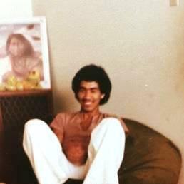 Ruben as a young man