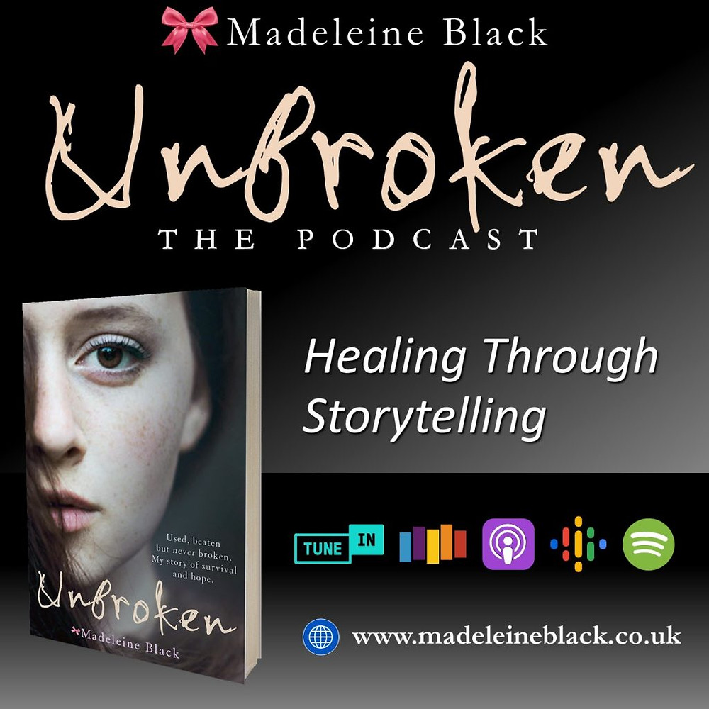 Unbroken: The Podcast with Madeleine Black