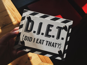 Your diet isn't just what you eat