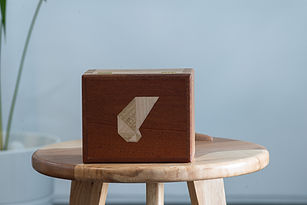 Colin Bate - Box (Ash box with Mahogany