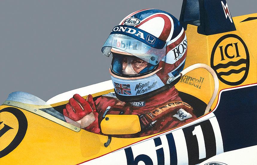 Nigel Mansell (2)