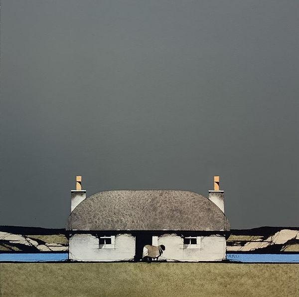 65 - Uist Beach Cottage 9 x 9.jpg