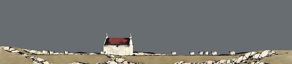Aird Mhidhinis, Barra 59 x13 in.jpg