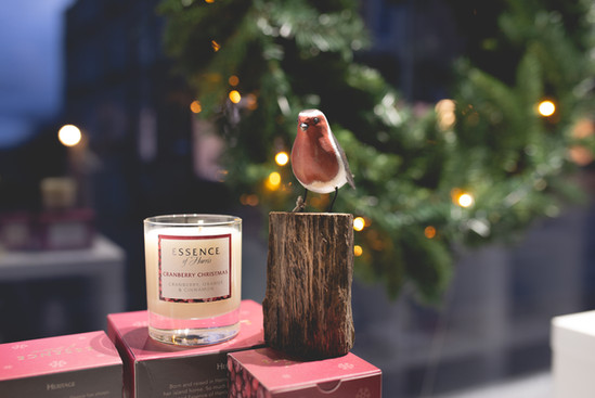 Essence of Harris Candles & Archipelago Robin
