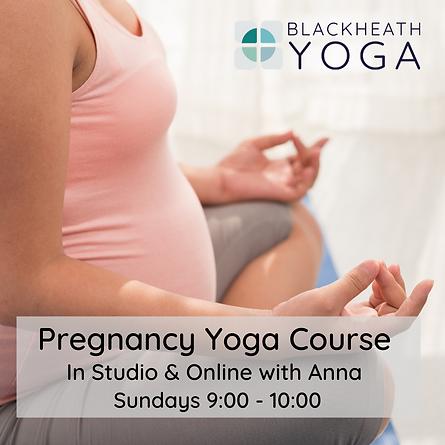Pregnancy Yoga September 2020