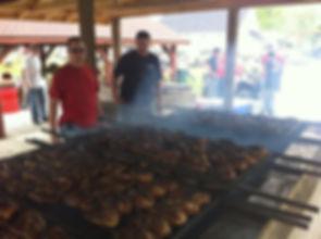 Fairview Park Volunteer Fire Department Chicken Barbeque