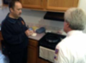 Chief Phil Bennett Fairview Park Volunteer Fire Department