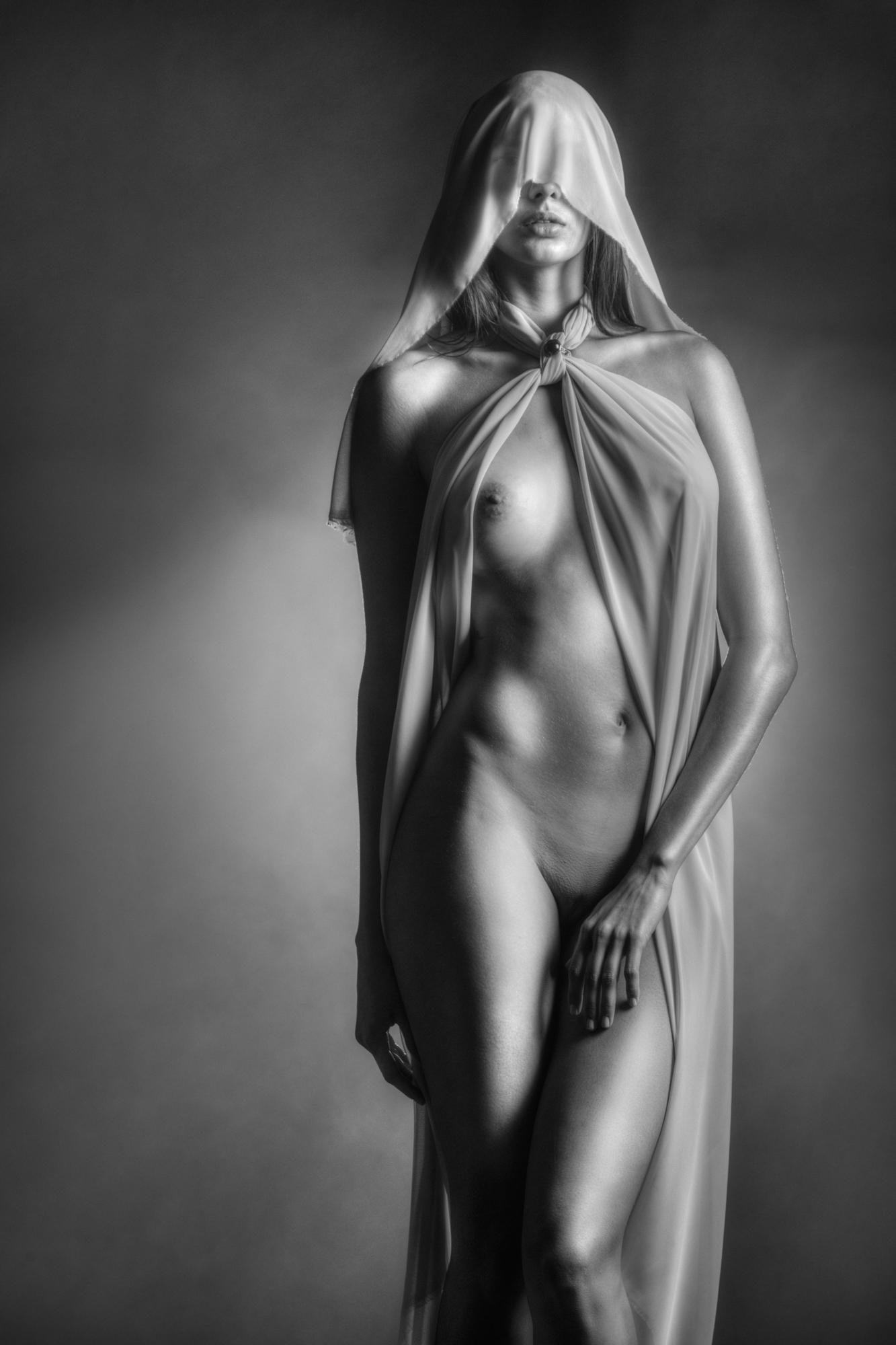 """""""Veiled figure"""""""