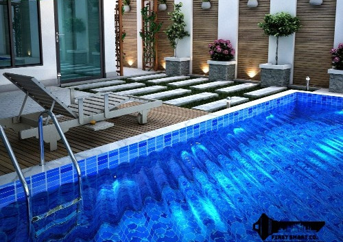 Custom Pool Designs Kuwait