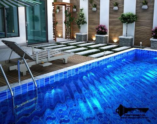 Custom Pool Designs Kuwait