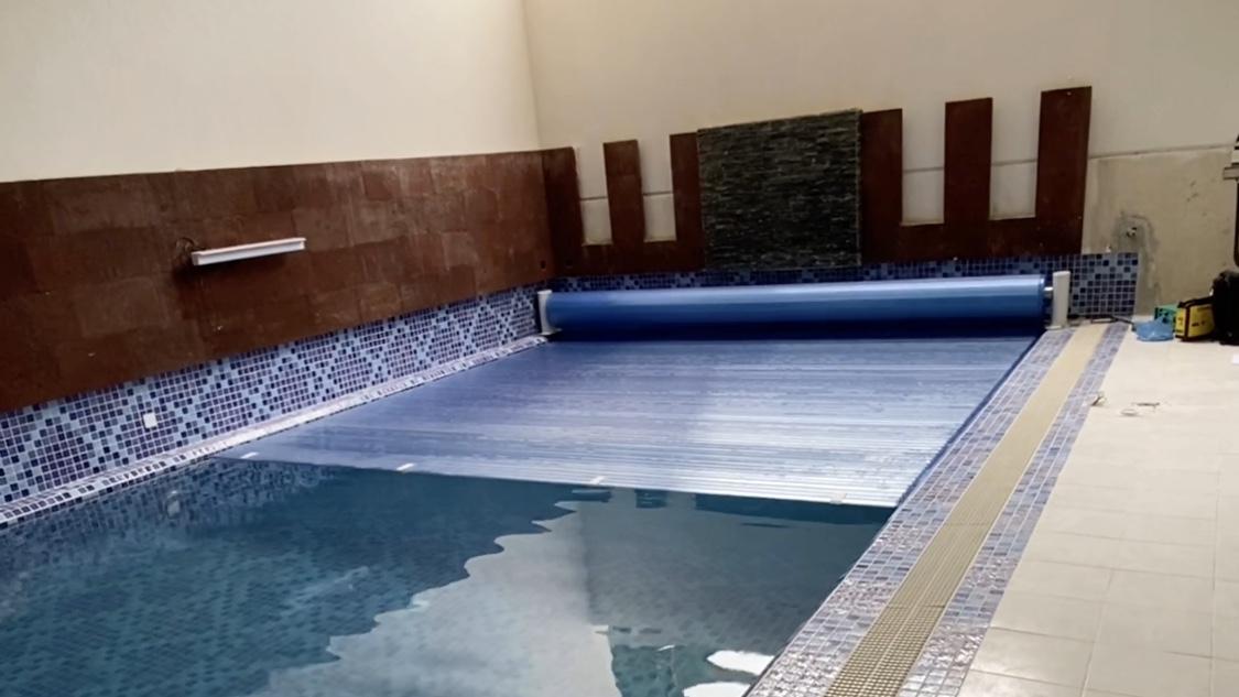 PVC Slats Pool Cover