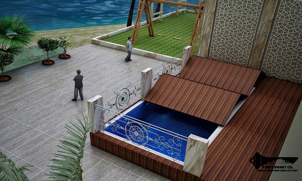 swimming Pool Cover Khiran Kuwait