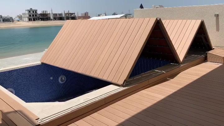 Pool Cover in khiran Kuwait