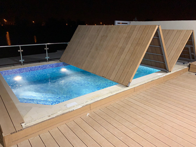 Swiming Pool Cover khiran Kuwait