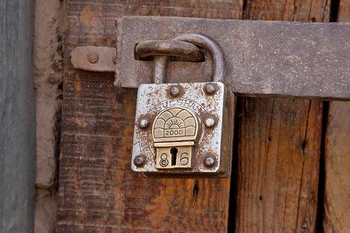 lock 35