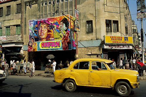 Calcutta 1990