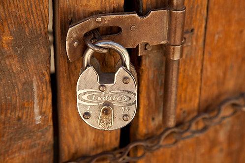 lock 12
