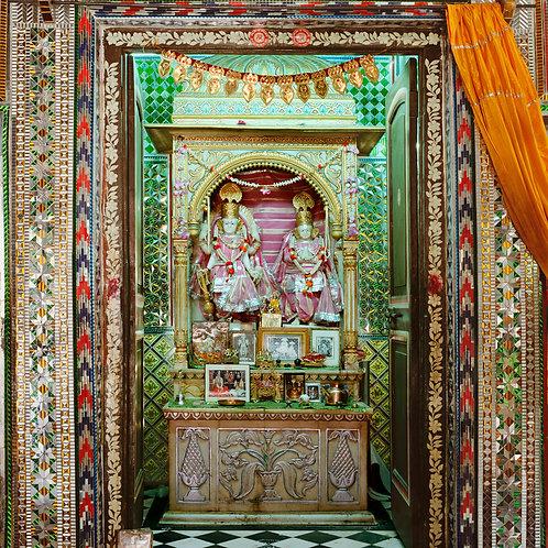 Hindu Temple, India 2001