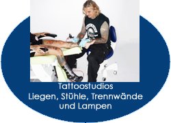 Tattoostudios