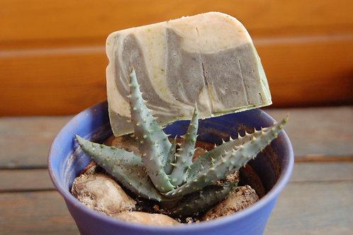 Aloe vera szappan szőlőmag olajjal