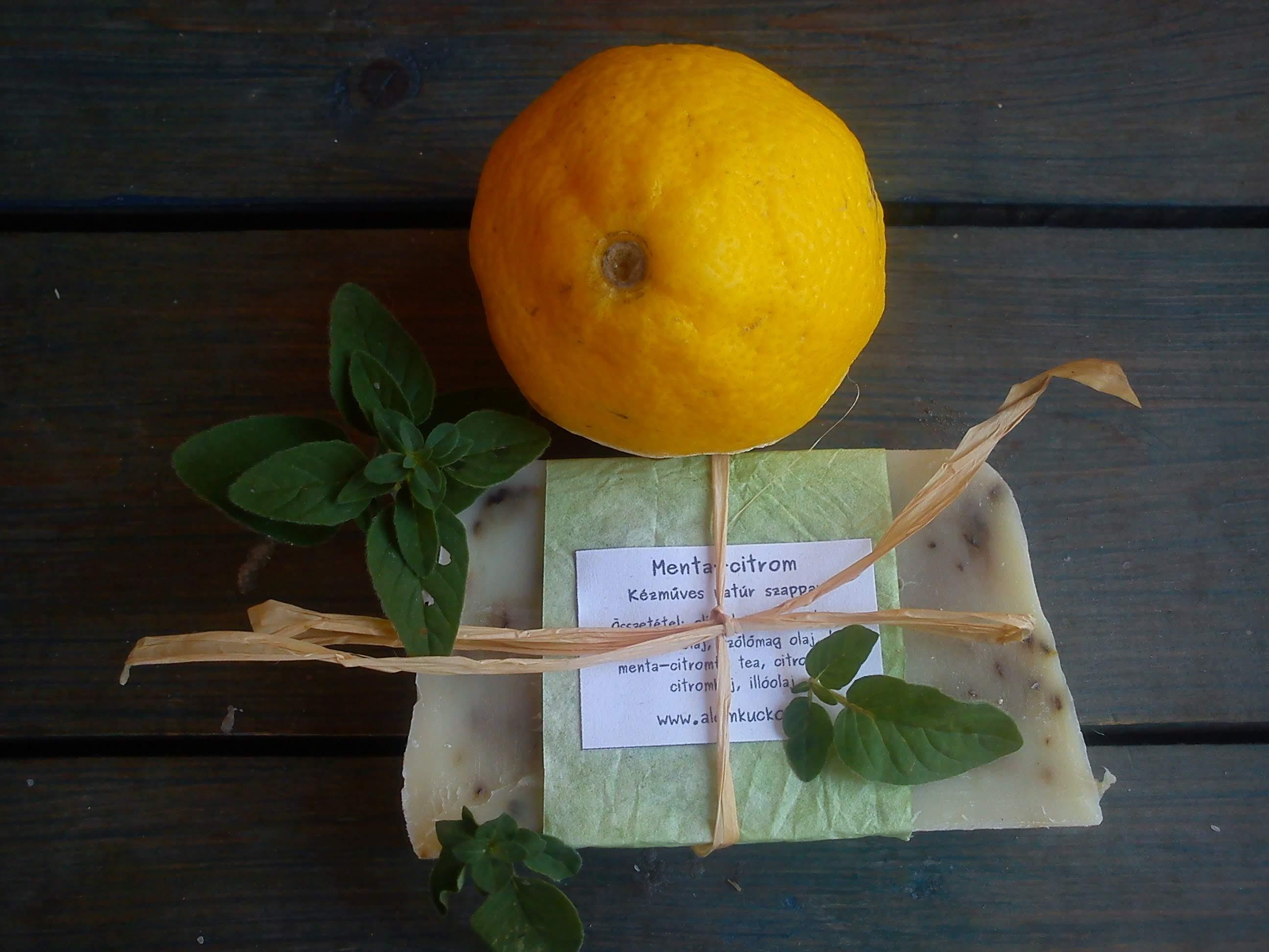 Menta-citrom