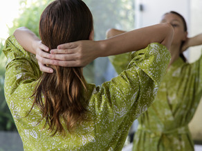 Stress & Hair Loss - Rituals For Recovery
