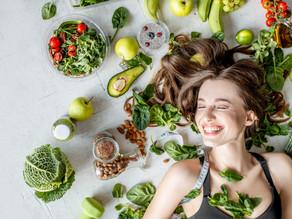 Beauty Fuel- Enhance Hair And Scalp Health With Food