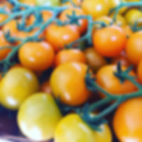 Pomodoro Ciliegino Giallo - Com. Eur Fru