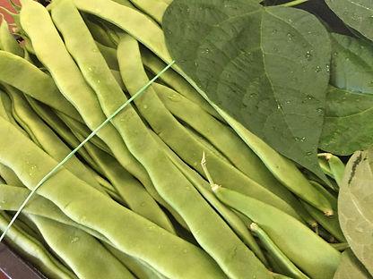Huntance Fruit & Vegetables  -  Runner Beans