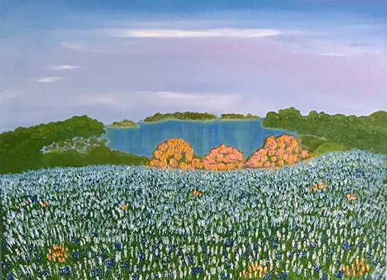 Blue Fields of Texas