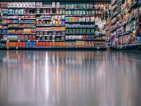 Supermarket stories No. 1: ξέρεις τι βάζεις στο καλάθι σου;